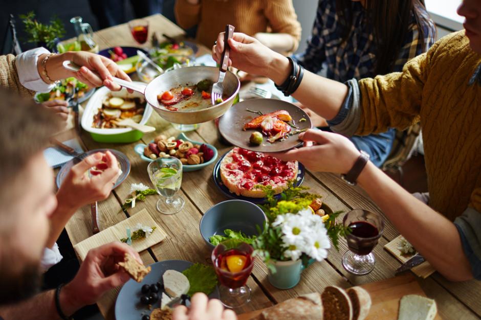 Foodsharing w restauracji Bez Tytułu