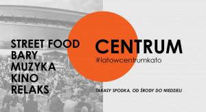 Katowickie Gastro Fajer powraca z nową nazwą - Centrum