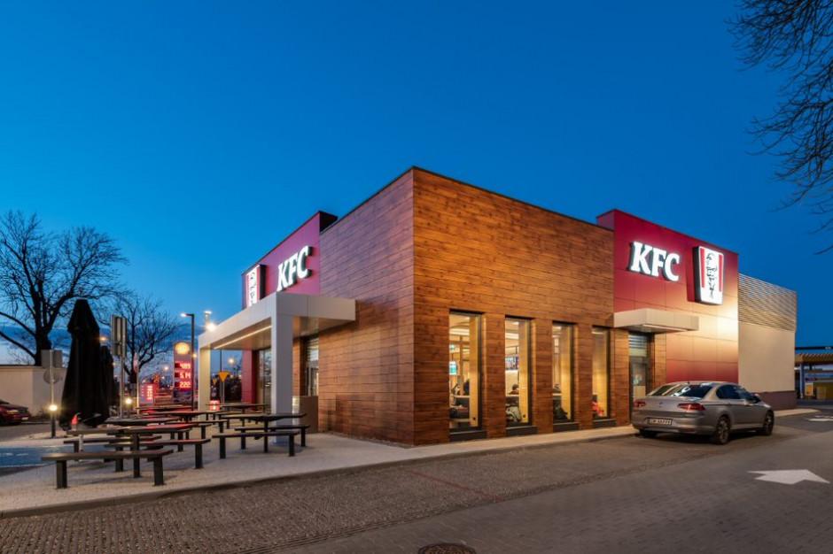 KFC ma już 300 lokali w Polsce