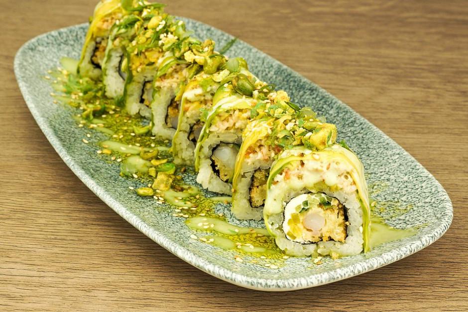 Sushi master - zawód tylko dla mężczyzn?