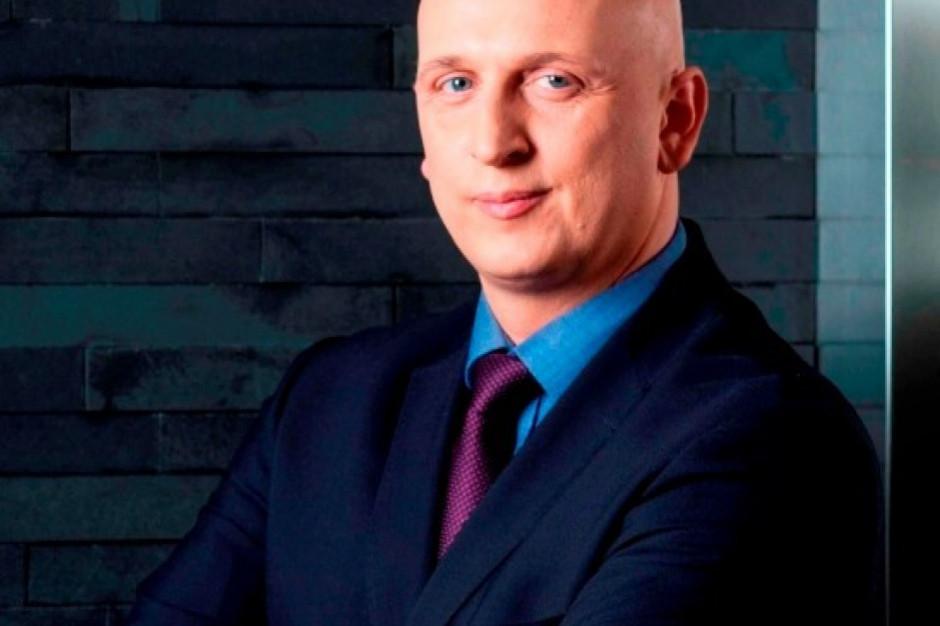 Tomasz Szyszka - nowy dyrektor sprzedaży Hotelu Bristol