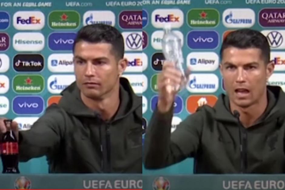 Coca-Cola nie, KFC tak? Internauci zarzucają Ronaldo hipokryzję