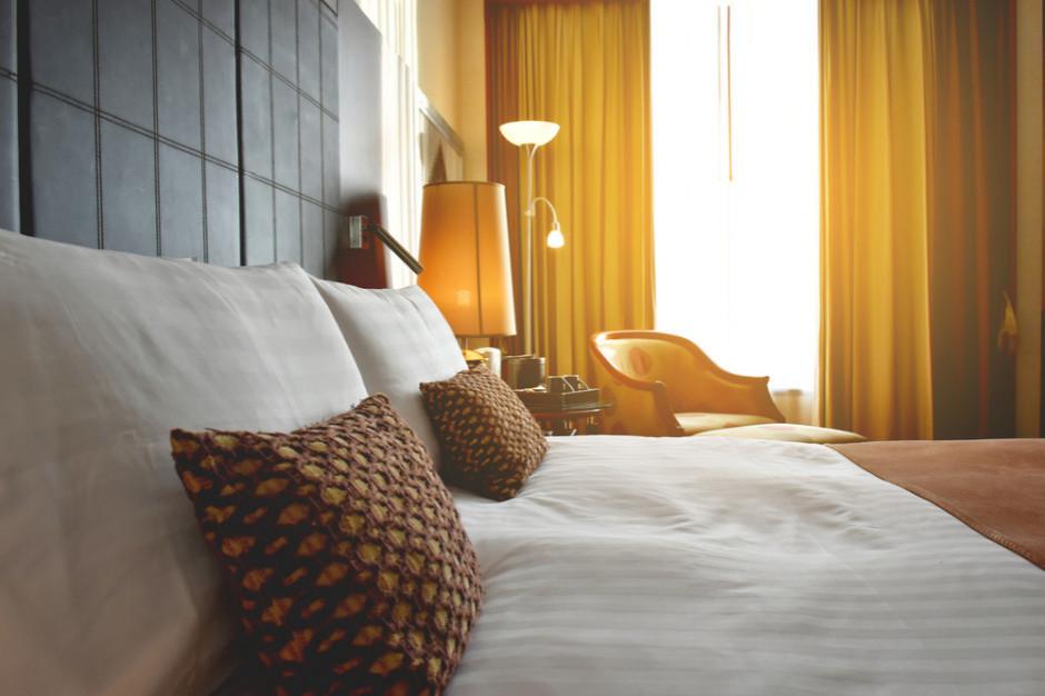 Hotele z większym obłożeniem niż kwatery prywatne