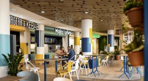 Nowy food court Przystanek Smaku w Atrium Reduta