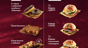 Nowe smaki w ofercie Niska cena cały rok od Costa Coffee