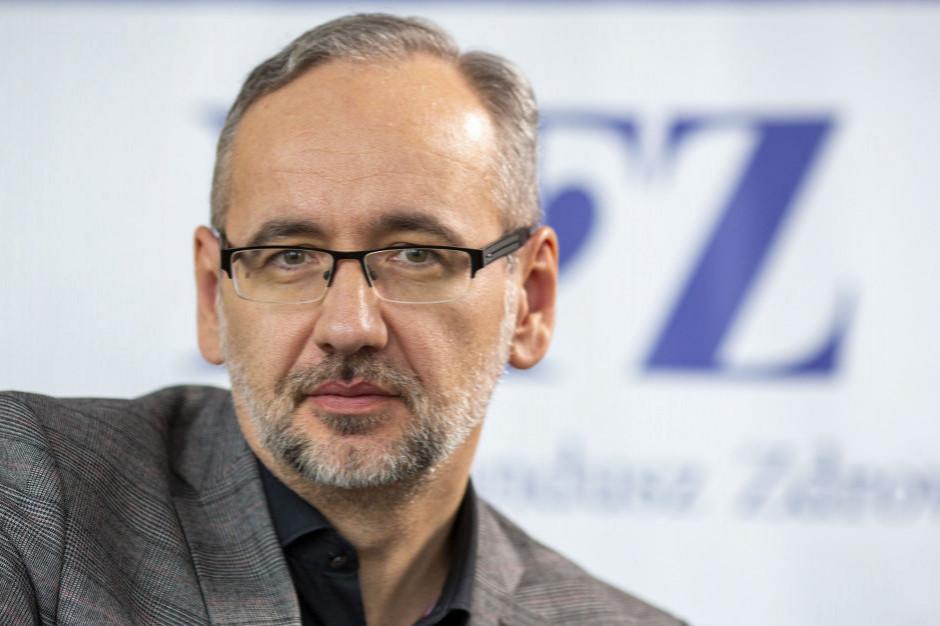 Minister zdrowia zapowiada: mogą wrócić obostrzenia