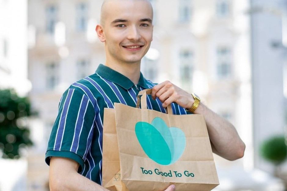 Aplikacja Too Good To Go dostępna dla mieszkańców Białegostoku