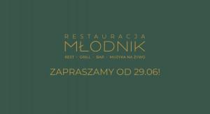 Restauracja Młodnik - nowy lokal w Katowicach