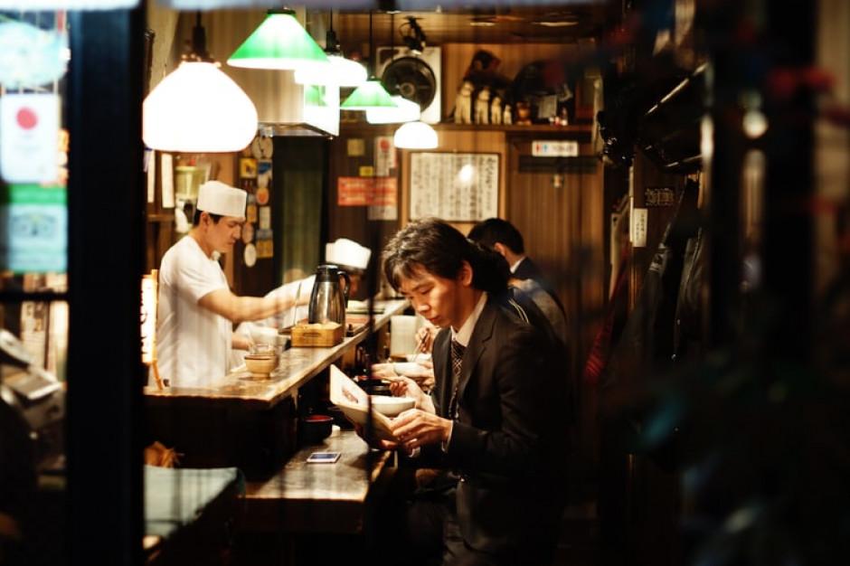 Restauracje w Japonii testują na przeciwciała Covid-19