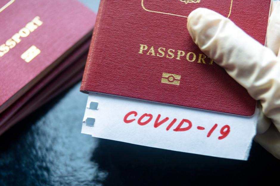 Portugalia: Wystawiono 1 mln paszportów covidowych