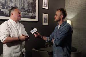 Robert  Sowa: gastronomia jest nieubłaganym Excelem (wideo)