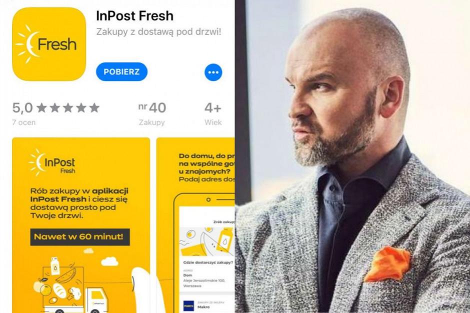 InPost i Makro startują z aplikacją do zakupów spożywczych online