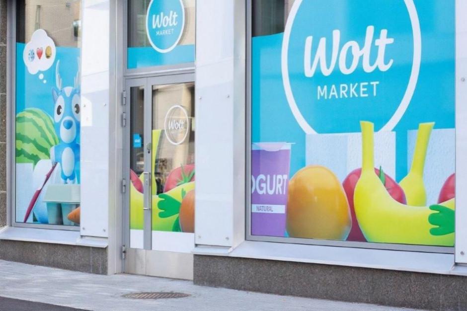 Wolt Market: Powstaje sieć wirtualnych supermarketów