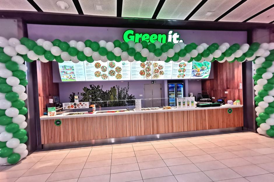 Nowy koncept gastronomiczny Green it. w CH Focus