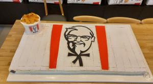 Kremówki w KFC? Takie atrakcje tylko w Wadowicach