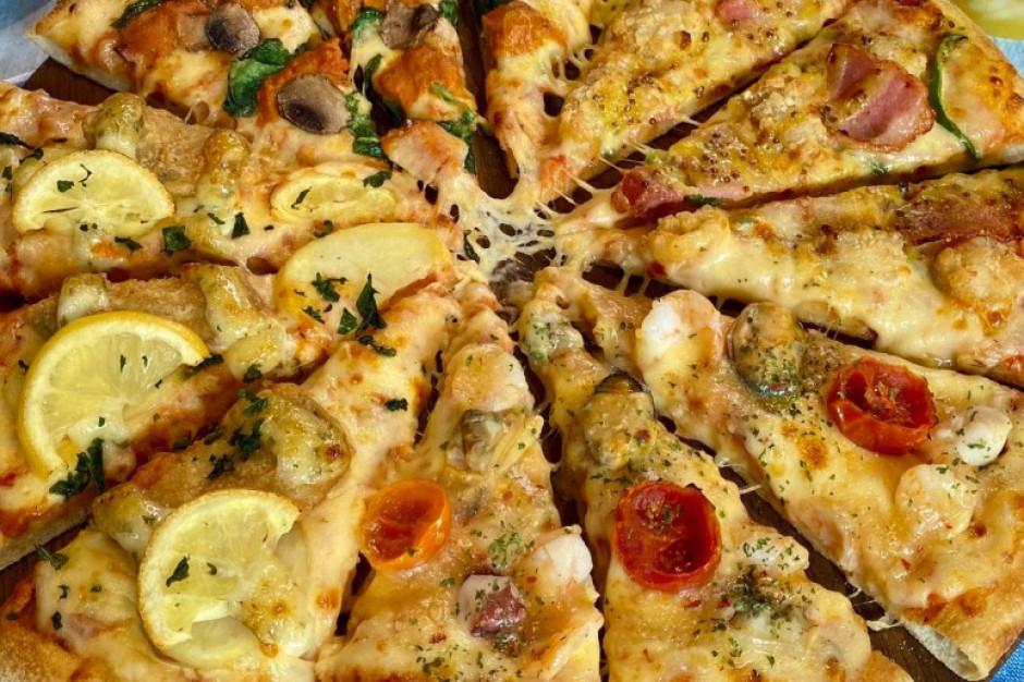 Domino's przeprasza za pizzę fish&chips