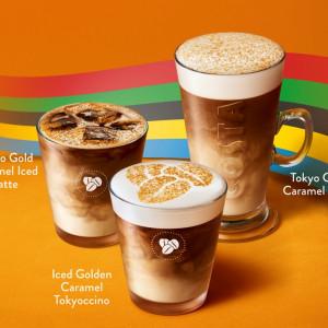Costa Coffee wprowadza do menu 3 nowe kawy na bazie karmelu