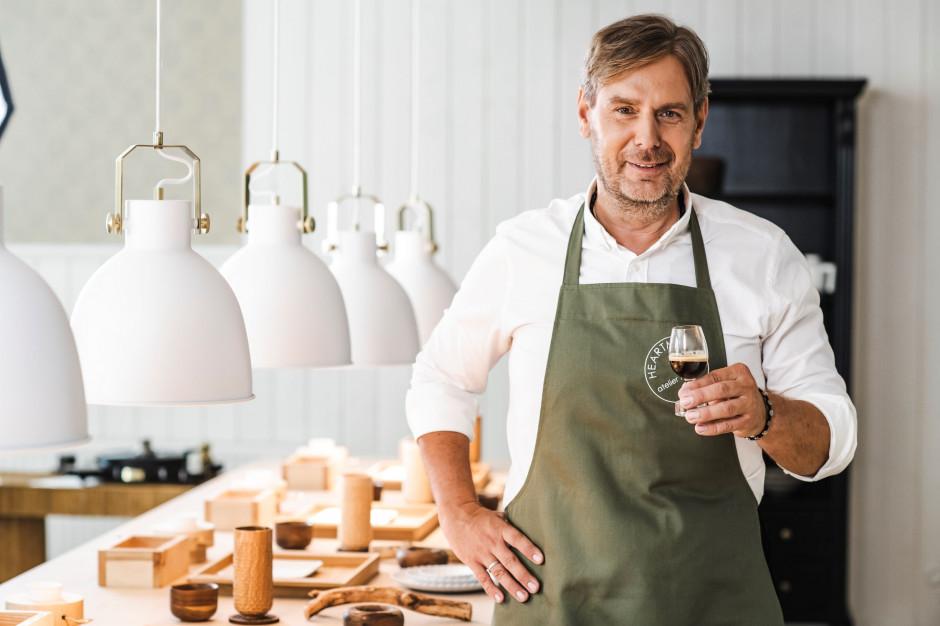 Wojciech Modest Amaro w nowej kampanii Nespresso
