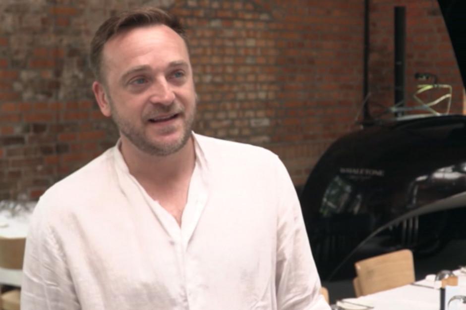 Mateusz Gessler:  Jestem stworzony do tego, żeby gotować