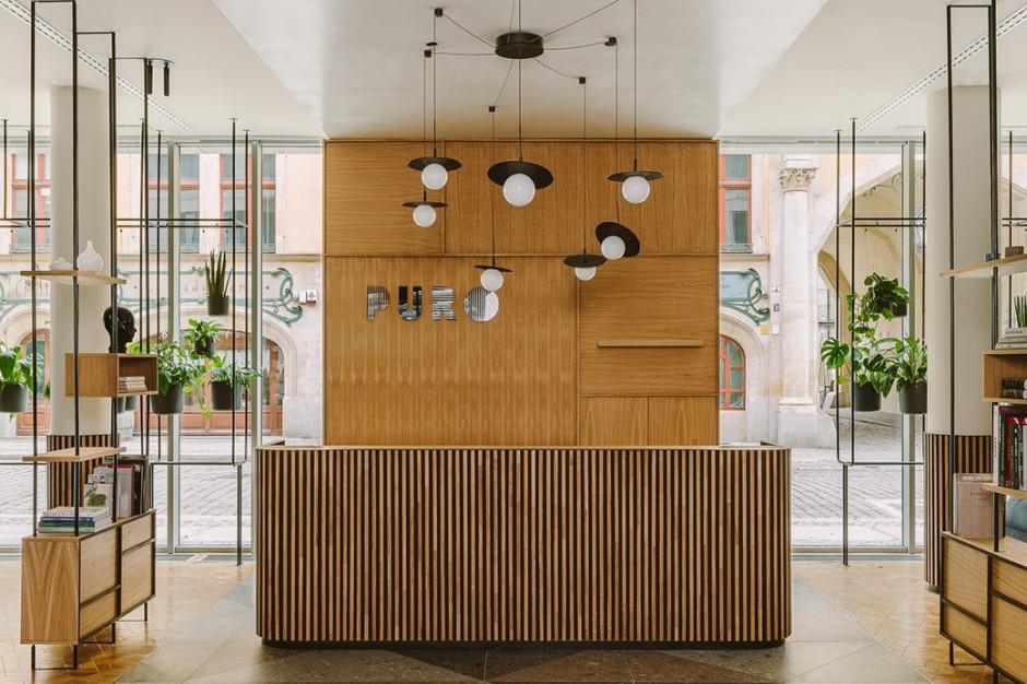 Puro otworzy kolejny hotel w Warszawie
