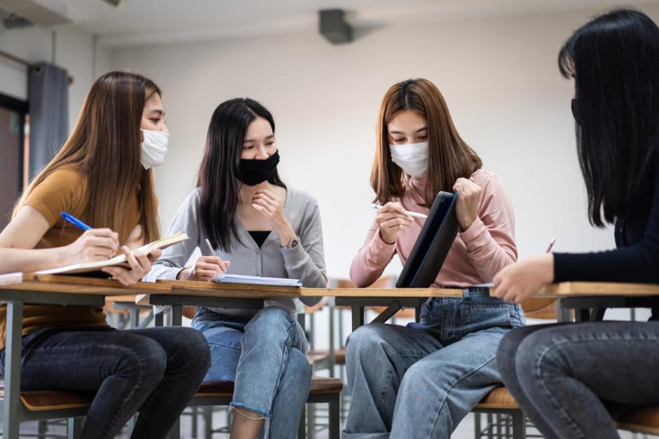 Miejsca w akademikach Uniwersytetu Śląskiego tylko dla zaszczepionych
