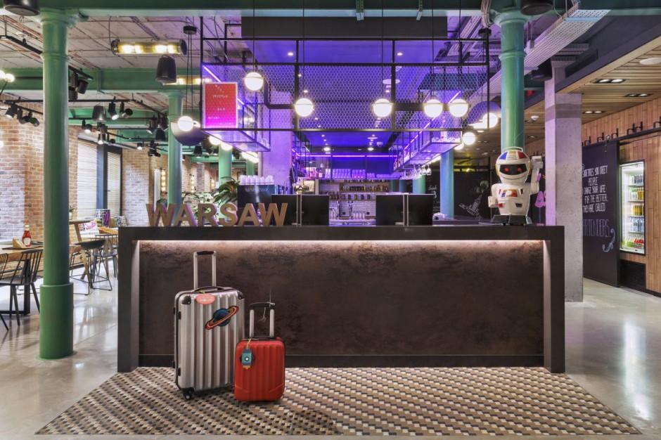 Hotel Moxy Warsaw Praga w raporcie Marriott