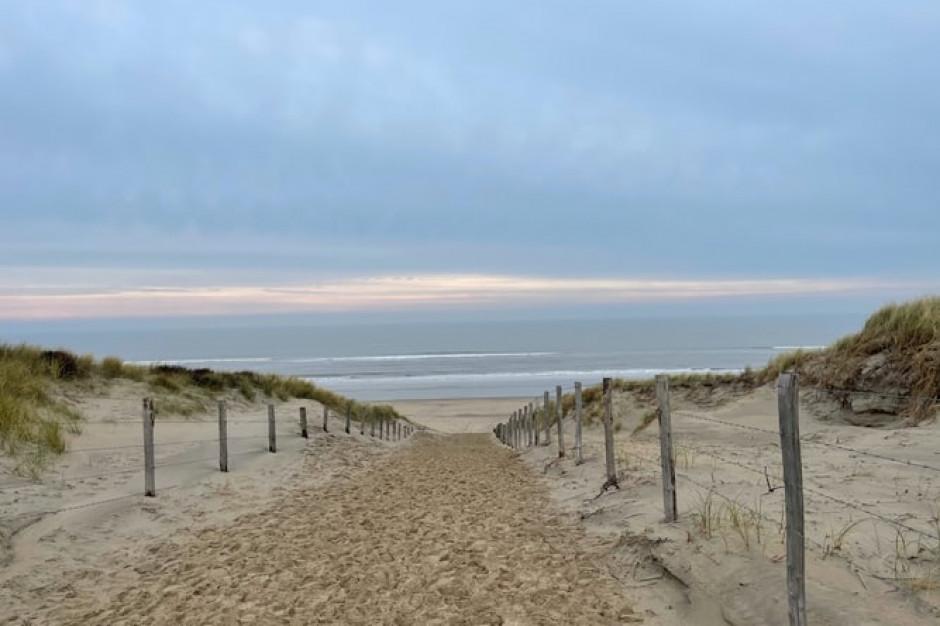 Niemieccy turyści wracają do holenderskich, nadmorskich kurortów