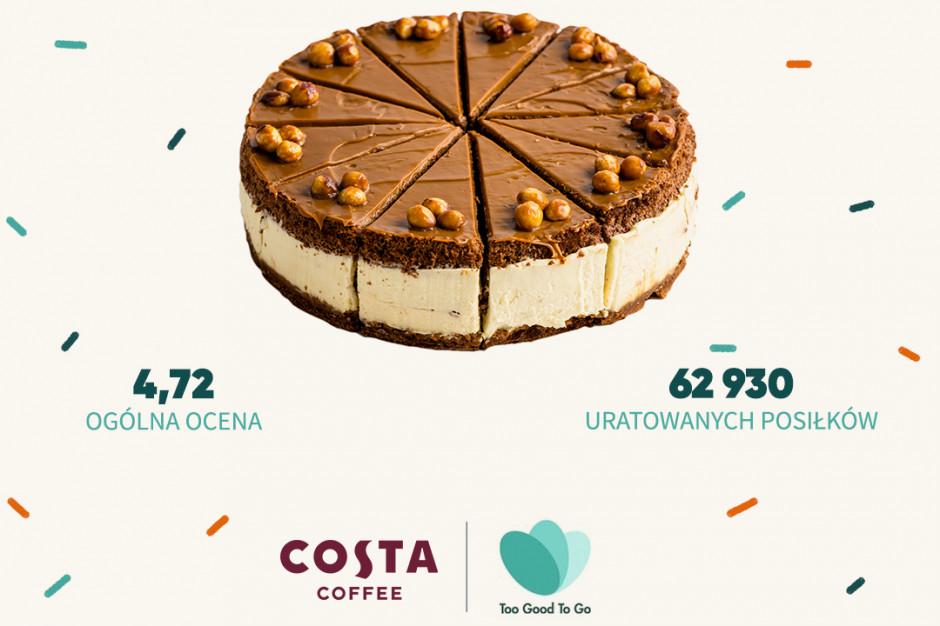 Costa Coffee podsumowuje rok współpracy z Too Good To Go