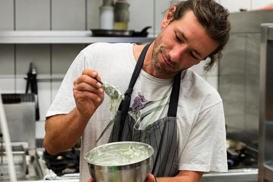 Mateusz Zielonka: musi rosnąć mocna świadomość tego, jak można jeść