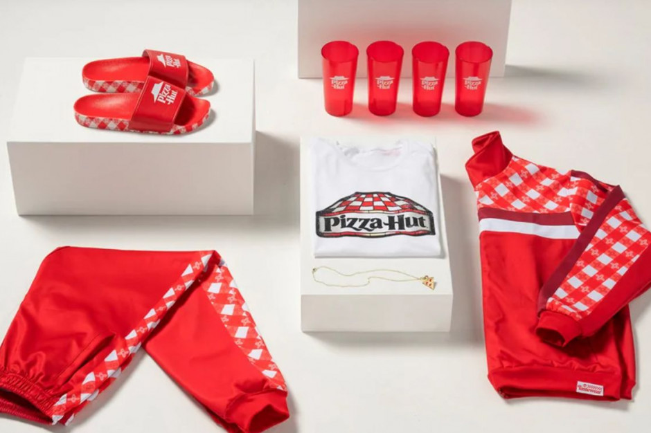 Pizza Hut wchodzi na rynek modowy
