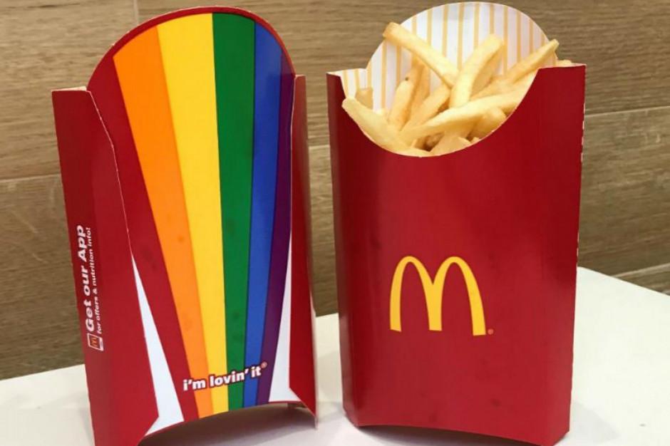 McDonald's i IKEA kojarzone ze wspieraniem LGBT