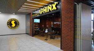 Właściciel centrum handlowego otwiera restaurację Sphinx