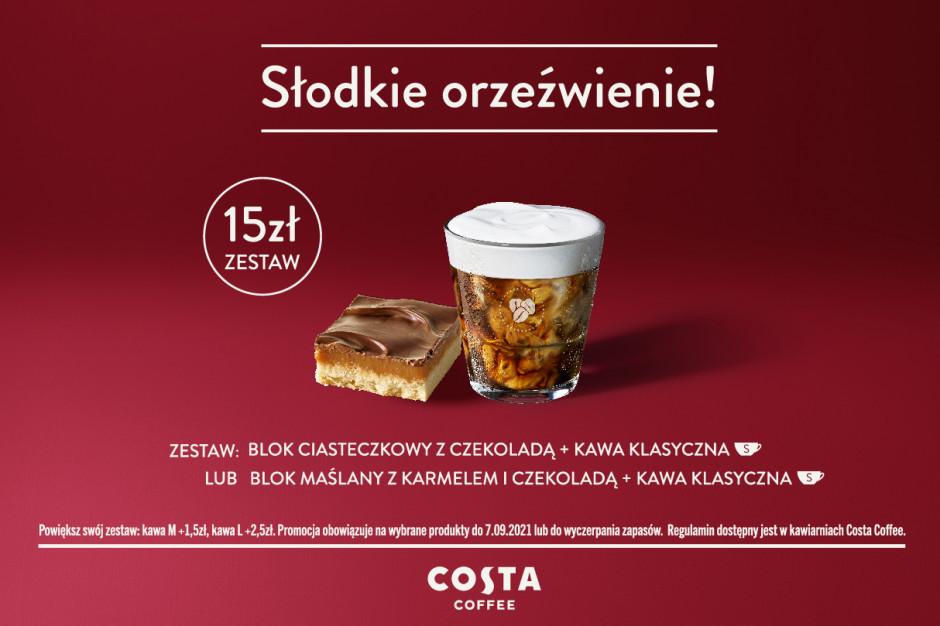 Costa Coffeez nowymi zestawami promocyjnymi