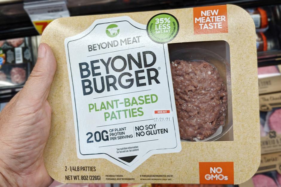 Beyond Meat stawia na dużych graczy HoReCa
