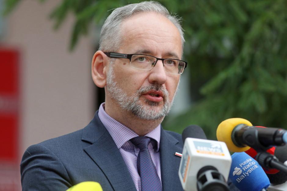 Niedzielski: mamy już czwartą falę pandemii w Polsce