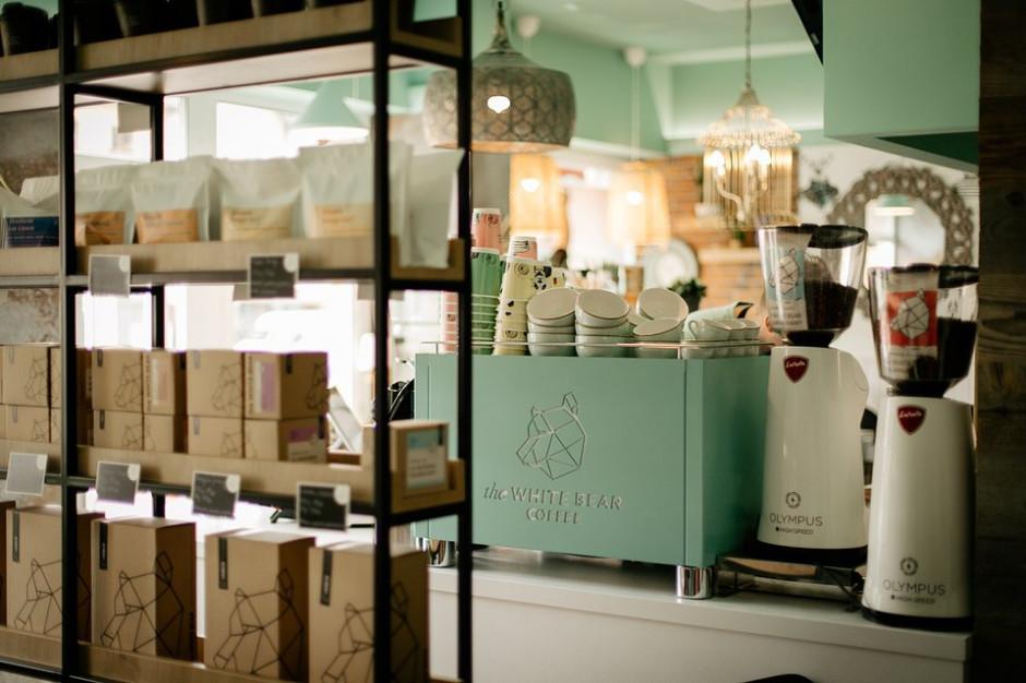 Trzeci lokal the White Bear Coffee już otwarty