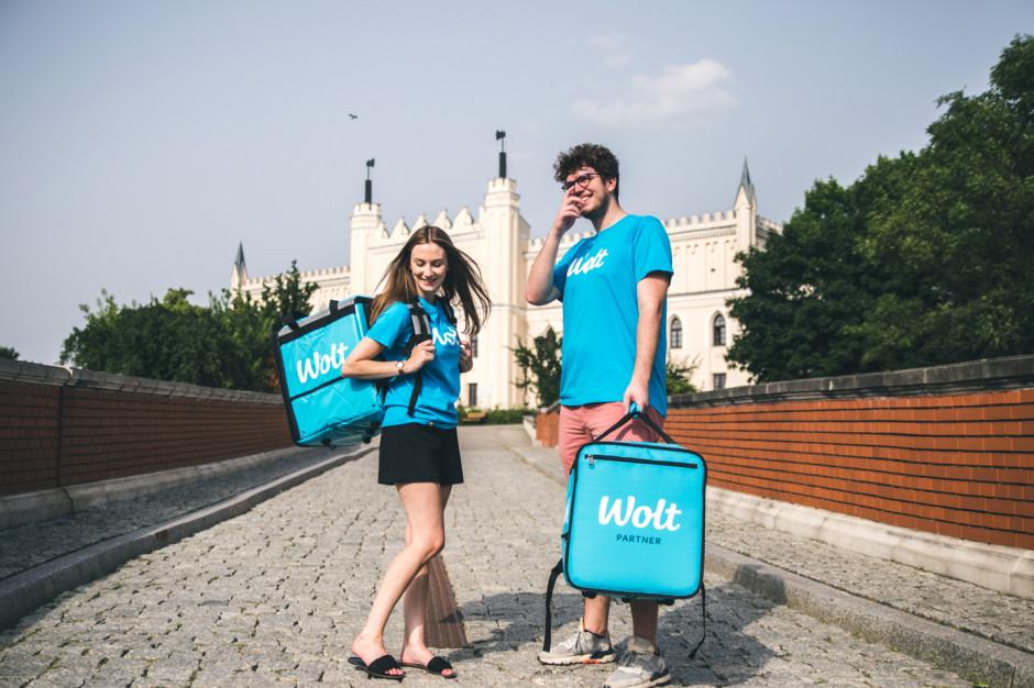Wolt rozpoczyna działalność w Lublinie