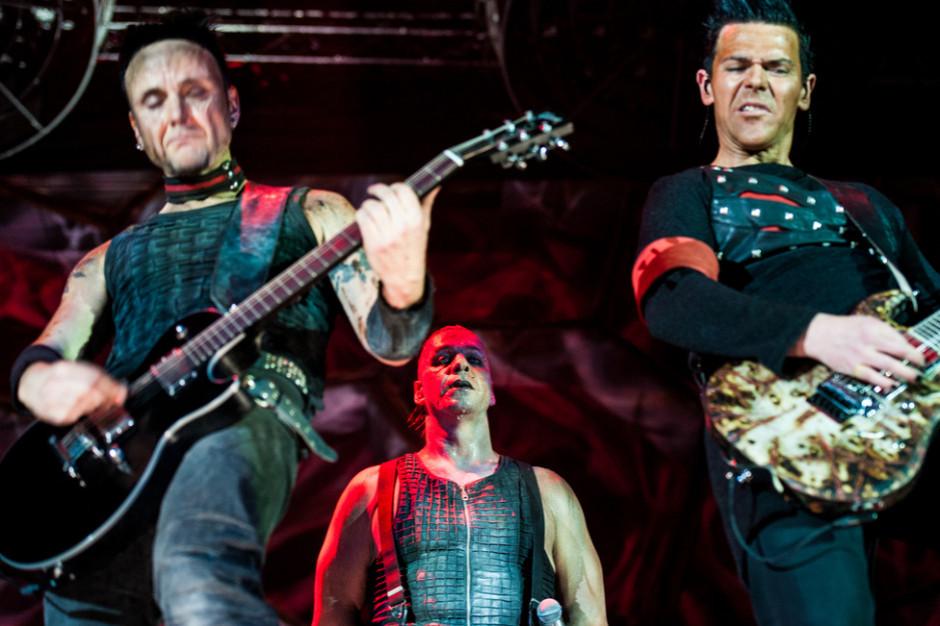100 tysięcy euro za kolację z wokalistą Rammstein