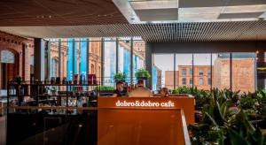 Dobro&Dobro Cafe w łódzkiej Manufakturze