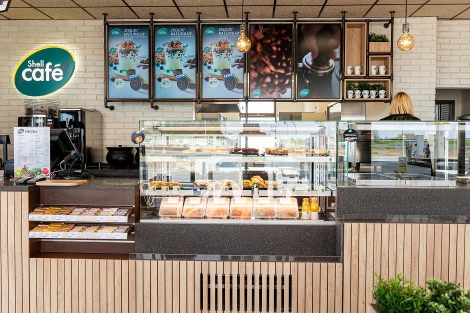 Shell Café już na 237 stacjach Shell