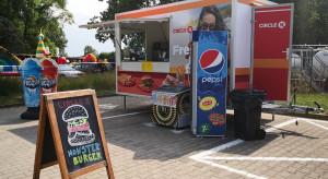 Foodtruck na Circle K we Władysławowie