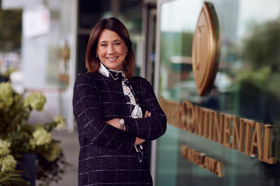 NowaRegionalna Dyrektor Generalna dla hoteli IHG Hotels & Resorts w Polsce