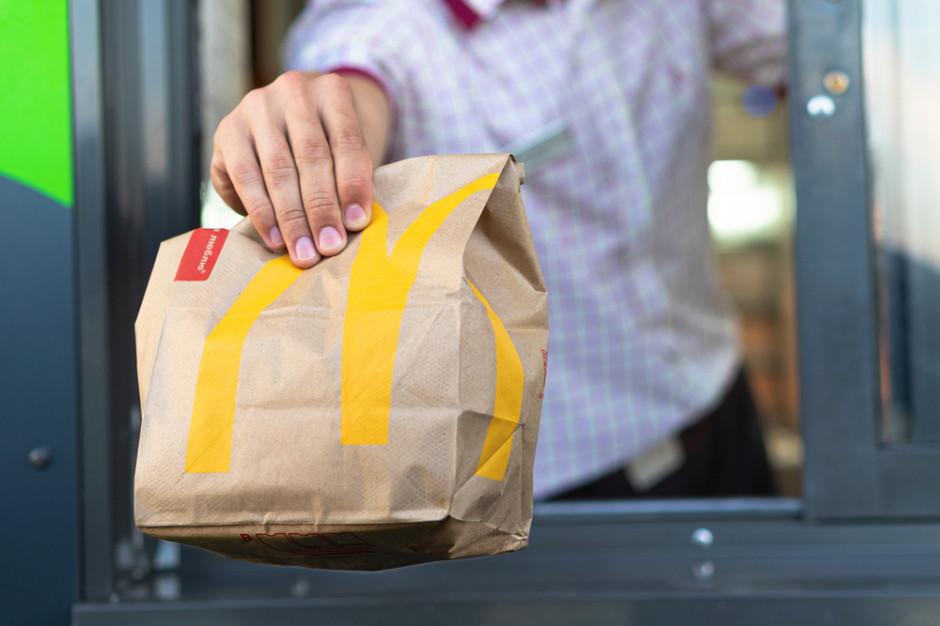 McDonald wycofuje koktajle mleczne przez problemy z dostawami