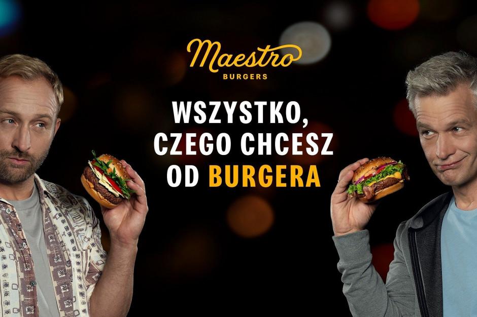 Borys Szyc i Michał Żebrowski ponownie w spocie McDonald's