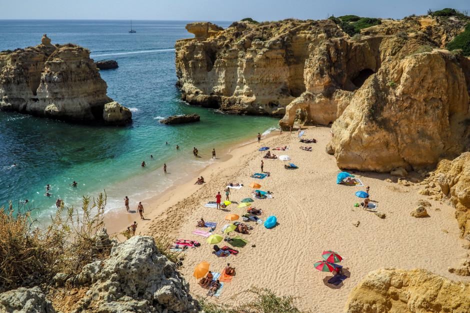 Portugalia: o połowę mniej urlopowiczów wobec okresu sprzed pandemii