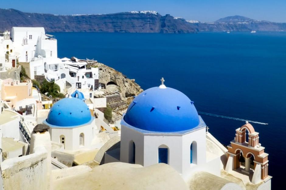 Grecja najczęstszym wyborem zagranicznych podróży Polaków