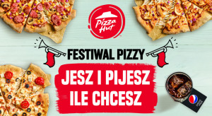 Festiwal Pizzy wraca do Pizza Hut