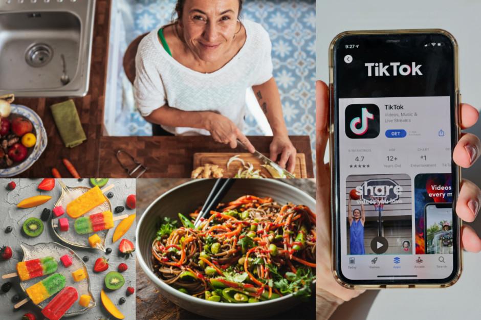 Polskie profile kulinarne na TikToku: inspiracje, patenty czy absurdy?