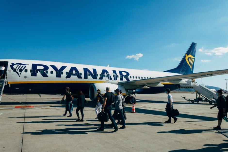 Ryanair ogłosił pięć nowych połączeń z Wrocławia