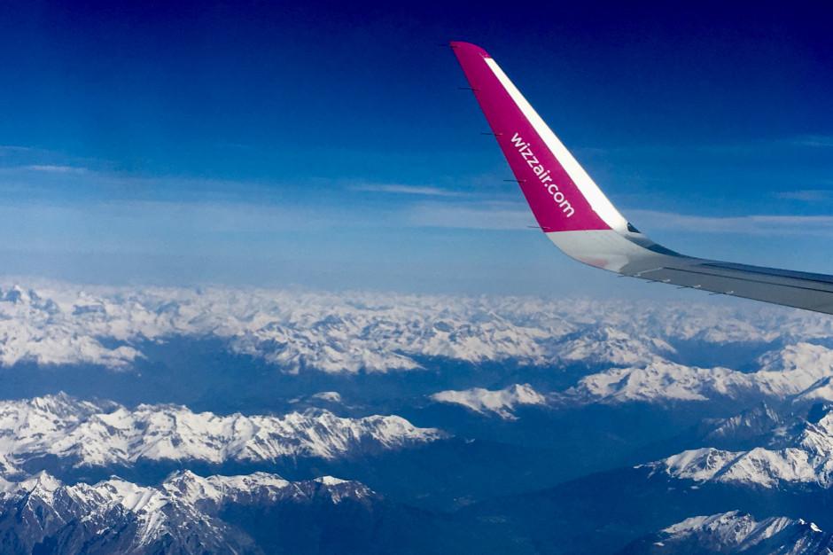 Wizz Air odwołuje część lotów do Włoch
